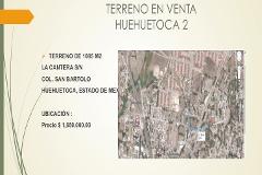 Foto de terreno habitacional en venta en  , san bartolo, huehuetoca, méxico, 2297389 No. 01