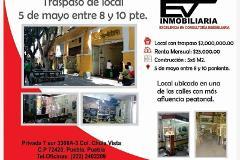 Foto de local en venta en  , san francisco, puebla, puebla, 4907695 No. 01