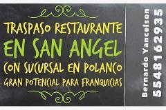 Foto de local en venta en san jacinto 1, san angel, álvaro obregón, distrito federal, 0 No. 01