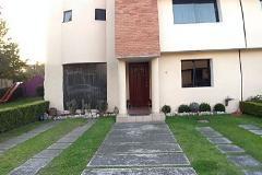 Foto de casa en venta en  , san jerónimo chicahualco, metepec, méxico, 3966419 No. 01