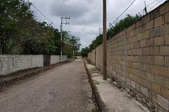 Foto de terreno habitacional en venta en  , san jose tzal, mérida, yucatán, 4555056 No. 01