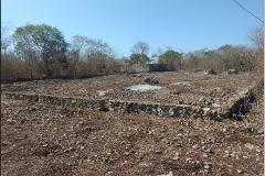 Foto de terreno habitacional en venta en san juan bautista , gran santa fe, mérida, yucatán, 0 No. 01