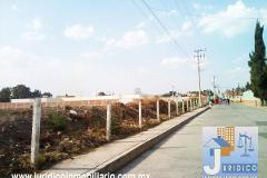 Foto de terreno habitacional en venta en  , san lorenzo chimalpa, chalco, méxico, 3513146 No. 01