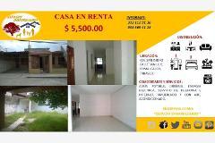 Foto de casa en renta en san luis 0, san isidro, comalcalco, tabasco, 3939083 No. 01
