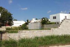 Foto de terreno habitacional en venta en  , san ramon norte, mérida, yucatán, 2883595 No. 01
