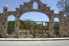 Foto de terreno habitacional en venta en  , santa cruz palomeque, mérida, yucatán, 4463378 No. 01