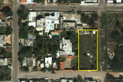Foto de terreno habitacional en venta en  , santa maria, mérida, yucatán, 3877907 No. 01