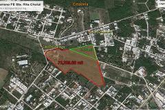 Foto de terreno habitacional en venta en  , santa rita cholul, mérida, yucatán, 4549402 No. 01