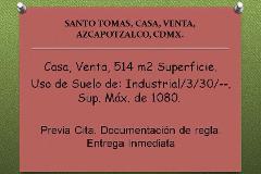 Foto de casa en venta en  , santo tomas, azcapotzalco, distrito federal, 2401228 No. 01