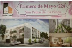 Foto de casa en venta en s/c , san pedro de los pinos, benito juárez, distrito federal, 3893850 No. 01