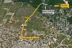 Foto de terreno habitacional en venta en s/c s/n , cholul, mérida, yucatán, 4344302 No. 01