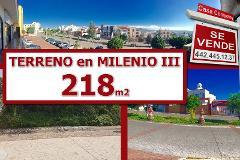 Foto de terreno habitacional en venta en senda del amor , milenio iii fase a, querétaro, querétaro, 3791576 No. 01