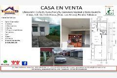 Foto de casa en venta en sin nombre mza15lote 15 casa 2, gobernadores, comalcalco, tabasco, 4218968 No. 01