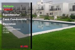 Foto de casa en condominio en venta en solar del naranjo 2, obrera popular, xochitepec, morelos, 3500159 No. 01