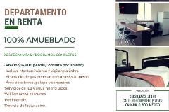 Foto de departamento en renta en  , supermanzana 38, benito juárez, quintana roo, 3617130 No. 01