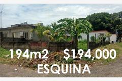 Foto de terreno habitacional en venta en tajin 1, el tejar, medellín, veracruz de ignacio de la llave, 3537899 No. 01