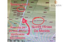 Foto de terreno habitacional en venta en  , tecnológico, mérida, yucatán, 4609383 No. 01