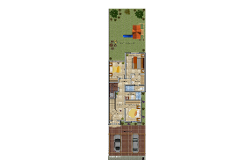 Foto de casa en venta en  , terranova, los cabos, baja california sur, 1640822 No. 02