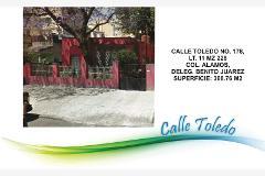 Foto de terreno habitacional en venta en toledo 178, álamos, benito juárez, distrito federal, 0 No. 01