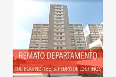 Foto de departamento en venta en toltecas 166, carola, álvaro obregón, distrito federal, 4659331 No. 01