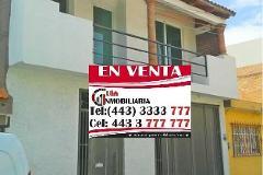 Foto de casa en venta en  , torres del tepeyac, morelia, michoacán de ocampo, 0 No. 01