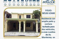 Foto de casa en venta en  , unidad nacional, ciudad madero, tamaulipas, 4593830 No. 01