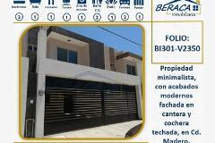 Foto de casa en venta en  , unidad nacional, ciudad madero, tamaulipas, 4652514 No. 01
