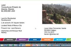 Foto de terreno habitacional en venta en vicente guerrero 0, santiago yancuitlalpan, huixquilucan, méxico, 4884860 No. 17