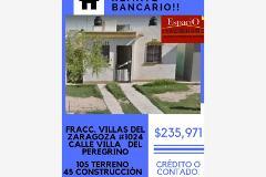 Foto de casa en venta en villa del peregrino 1024, villa zaragoza, torreón, coahuila de zaragoza, 0 No. 01