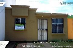 Foto de casa en venta en  , villa florida, mazatlán, sinaloa, 4233304 No. 01