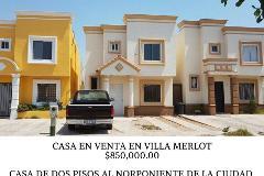 Foto de casa en venta en  , villa merlot residencial, hermosillo, sonora, 4674239 No. 01