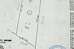 Foto de terreno habitacional en venta en  , xoclan, mérida, yucatán, 4351977 No. 01