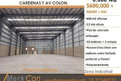Foto de nave industrial en renta en  , zona industrial, guadalajara, jalisco, 4296637 No. 01