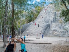 Foto de terreno comercial en venta en Coba, Tulum, Quintana Roo, 21525185,  no 01