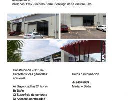 Foto de bodega en venta en Amalia Solórzano, Querétaro, Querétaro, 15300694,  no 01