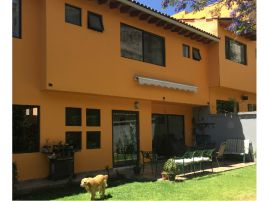 Foto de casa en condominio en venta en Tizampampano del Pueblo Tetelpan, Álvaro Obregón, Distrito Federal, 6745541,  no 01