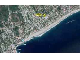 Foto de terreno comercial en venta en Brisas de Zicatela, Santa María Colotepec, Oaxaca, 7590846,  no 01