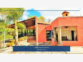 Foto de rancho en venta en 1 1, el rosario, el marqués, querétaro, 0 No. 01