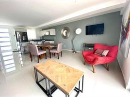 Foto de departamento en renta en 1 1, residencial cumbres, benito juárez, quintana roo, 0 No. 01