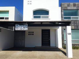 Foto de casa en condominio en renta en Canteras de San Agustin, Aguascalientes, Aguascalientes, 18808253,  no 01