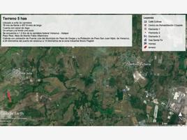 Foto de terreno habitacional en venta en 1.3km de la carretera federal veracruz-xalapa paso real 3, paso solis, manlio fabio altamirano, veracruz de ignacio de la llave, 0 No. 01