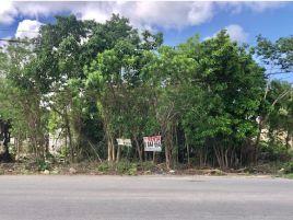 Foto de terreno comercial en venta en Colegios, Benito Juárez, Quintana Roo, 15479658,  no 01
