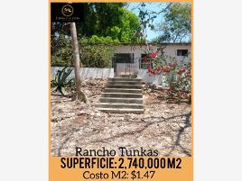 Foto de rancho en venta en 2 kilometro carretera , tunkas, tunkás, yucatán, 0 No. 01