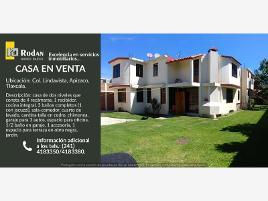 Foto de casa en venta en 20 de agosto 4, lindavista, apizaco, tlaxcala, 0 No. 01