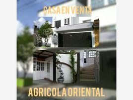 Foto de casa en venta en 243 200, agrícola oriental, iztacalco, df / cdmx, 0 No. 01
