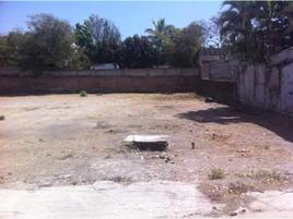 Foto de terreno habitacional en renta en  , 3 de mayo, emiliano zapata, morelos, 9144400 No. 01