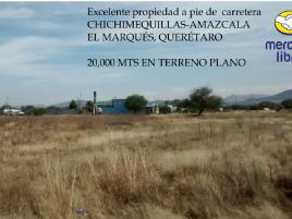 Foto de rancho en venta en Amazcala, El Marqués, Querétaro, 15793237,  no 01