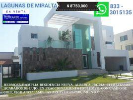 Foto de casa en venta en Agua de Castilla (Ejido), Altamira, Tamaulipas, 15240509,  no 01
