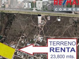 Foto de terreno industrial en renta en Buena Vista de Peñuelas, Aguascalientes, Aguascalientes, 12808685,  no 01