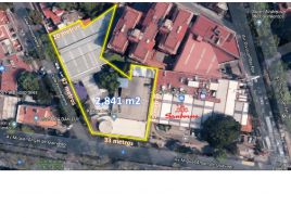 Foto de terreno comercial en venta en Parque San Andrés, Coyoacán, DF / CDMX, 14168950,  no 01
